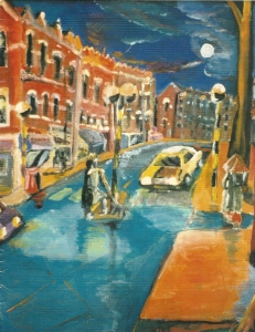 A painting I sold in 1994